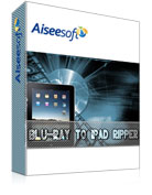 Aiseesoft Blu-ray to iPad Ripper - Boxshot