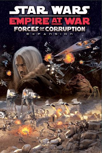 Empire at War: Forces of Corruption - Boxshot