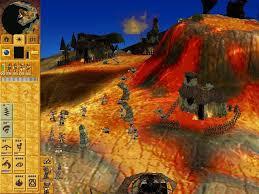 Screenshot af Populous: The Beginning