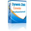 Dynamic Disk Converter Professional Edition - Boxshot