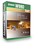 Advanced Word Repair - Boxshot