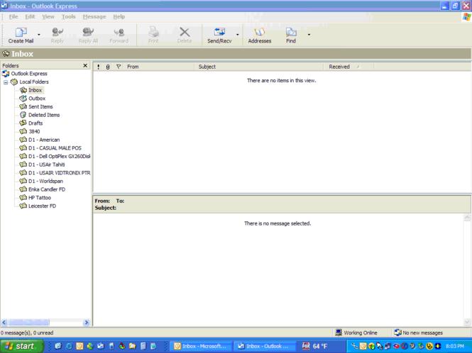 gratis mail program
