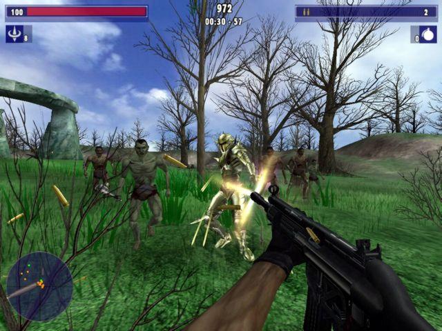 Screenshot af Deadhunt