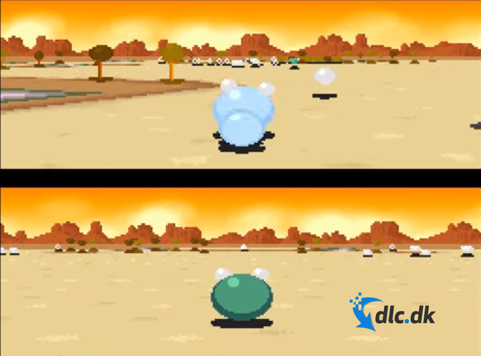 Screenshot af Super Worms