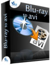 Blu-ray to AVI - Boxshot