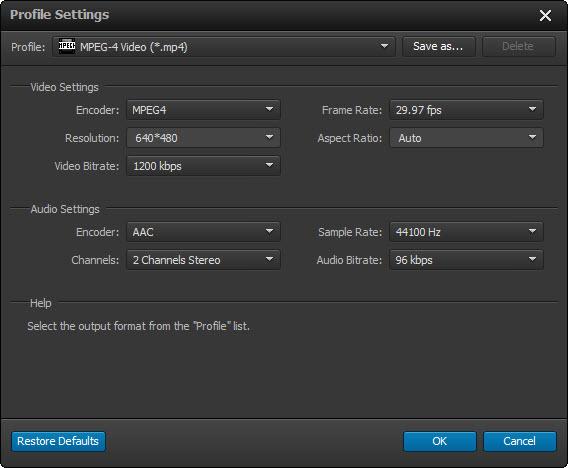 Screenshot af Aiseesoft Total Media Converter