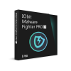 IObit Malware Fighter PRO (Dansk) - Boxshot