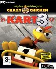 Crazy Chicken Kart 3 - Boxshot