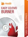 Free Easy CD DVD Burner - Boxshot