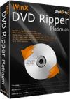 WinX DVD Ripper Platinum - Boxshot