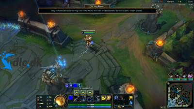 Screenshot af League of Legends