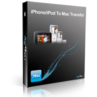 AVGo iPod/iPhone to Mac Transfer - Boxshot