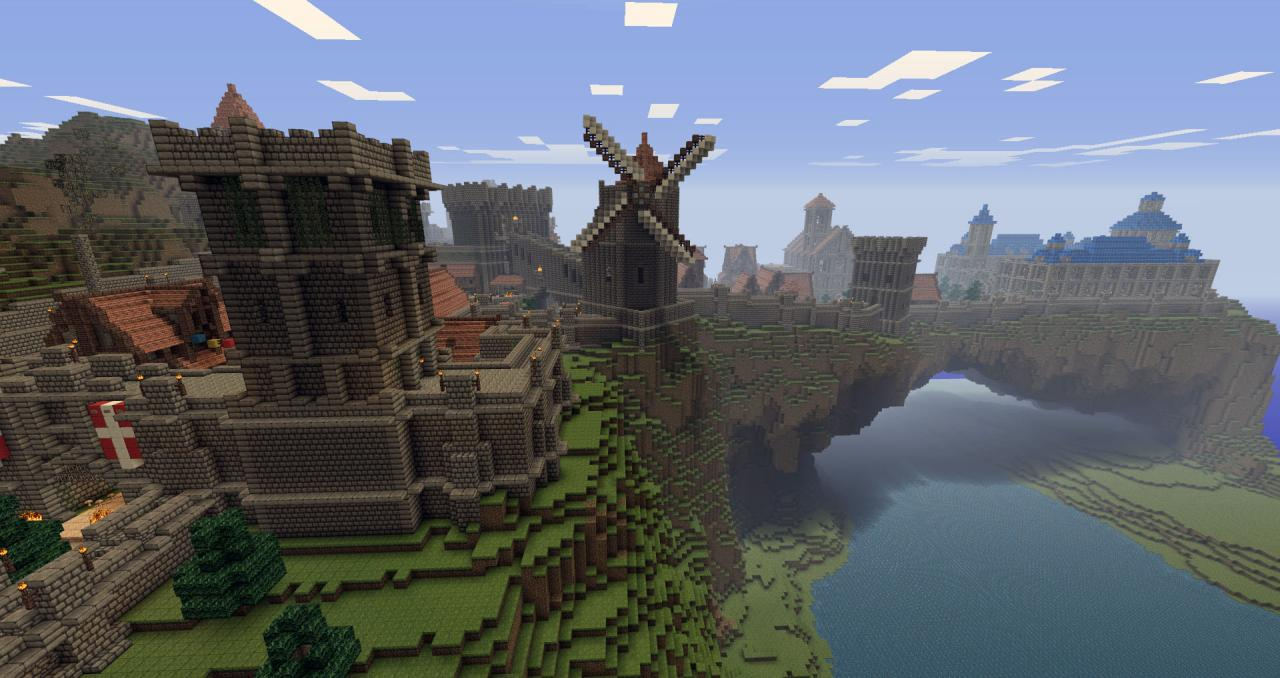 Screenshot af Minecraft Free