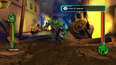 Screenshot af Ben 10 alien force