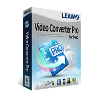 Leawo Video Converter Pro for Mac - Boxshot