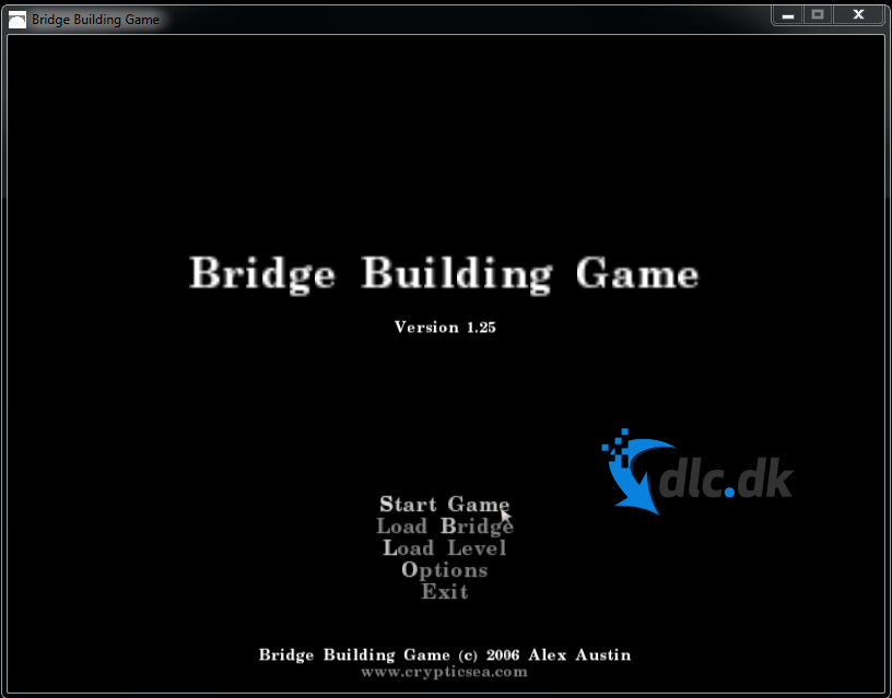 Screenshot af Bridge Builder