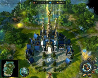 Screenshot af Might & Magic Heroes VI