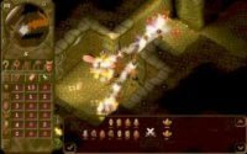 Screenshot af Dungeon Keeper Gold