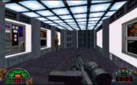 Screenshot af Star Wars: Dark Forces