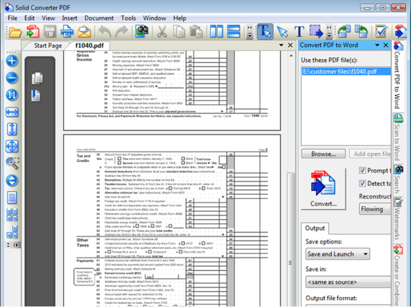 converter pdf to word gratis