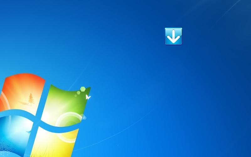 Screenshot af DropIt