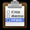 ClipMenu til Mac - Boxshot