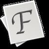 FontDoc til Mac - Boxshot
