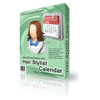 Hair Stylist Calendar - Boxshot