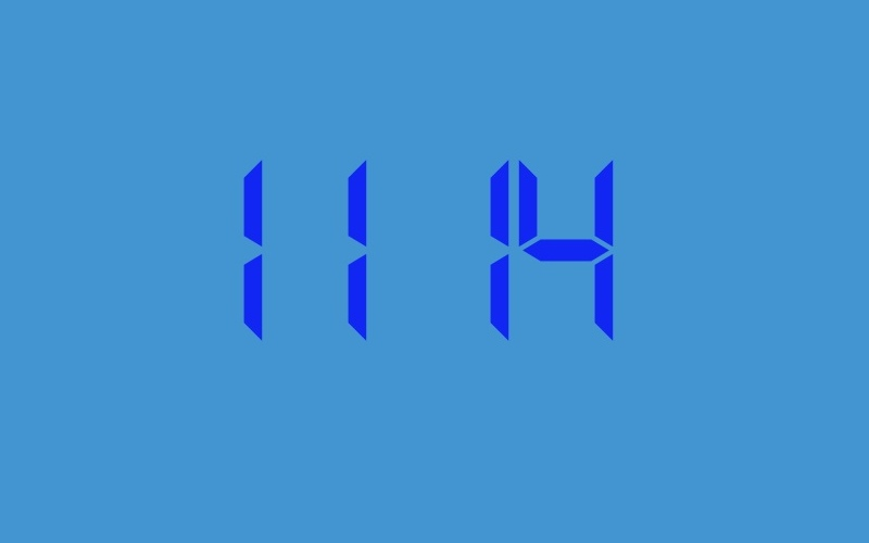 Screenshot af Digital Clock (64-bit)