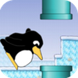 Flappy Tux til Mac - Boxshot