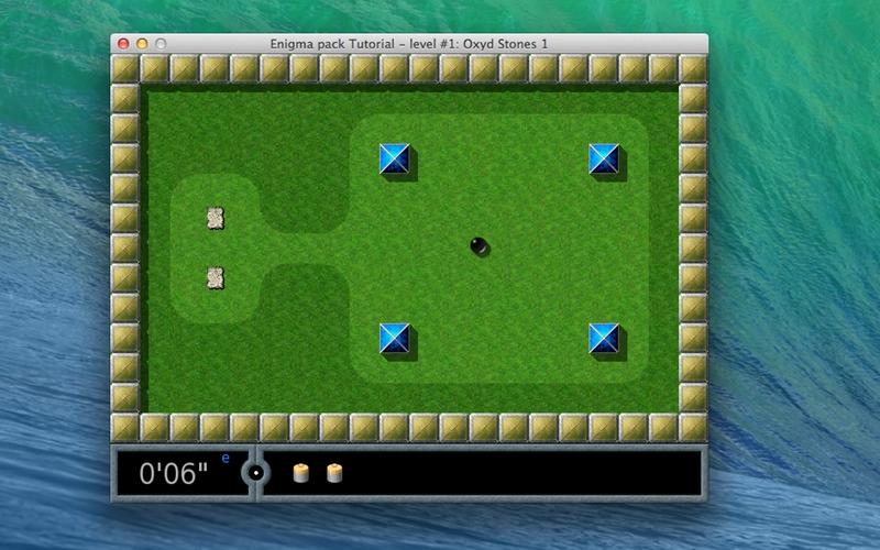 Screenshot af Enigma