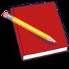 RedNoteBook (Dansk) - Boxshot