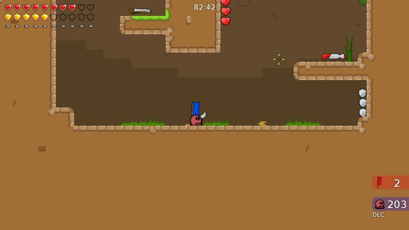 Screenshot af Teeworlds (64-bit)
