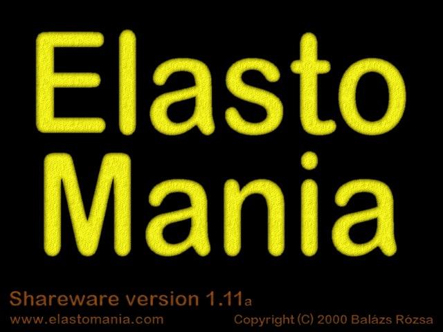 Screenshot af Elasto Mania