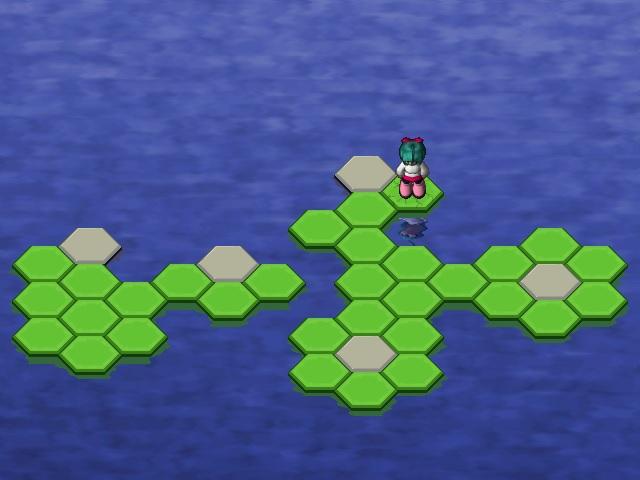 Screenshot af Hex-a-Hop