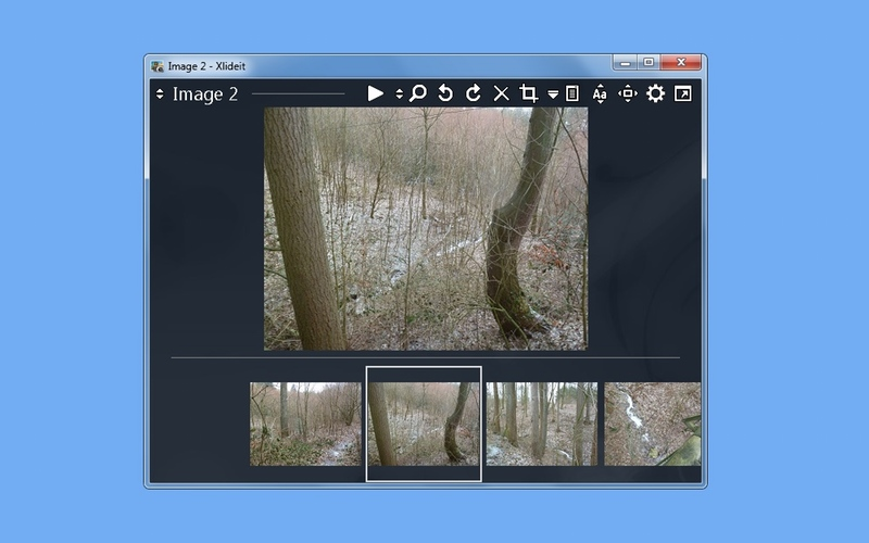 Screenshot af Xlideit Image Viewer