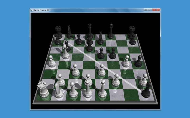 Screenshot af Brutal Chess