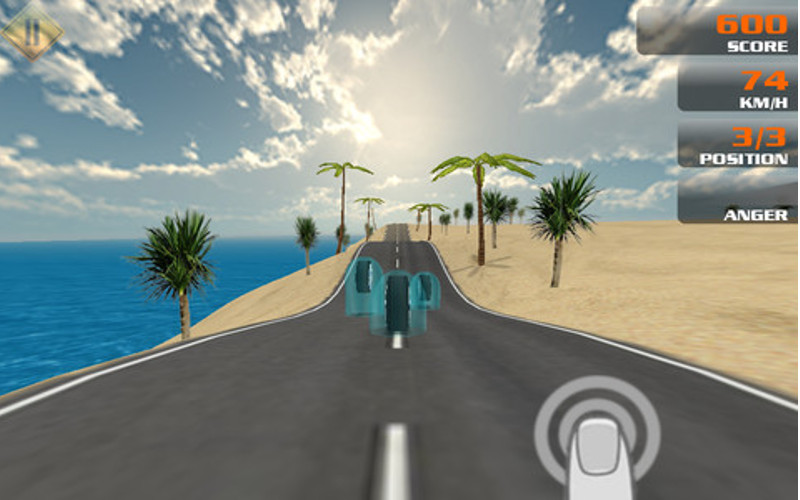 Screenshot af Gravitire 3D