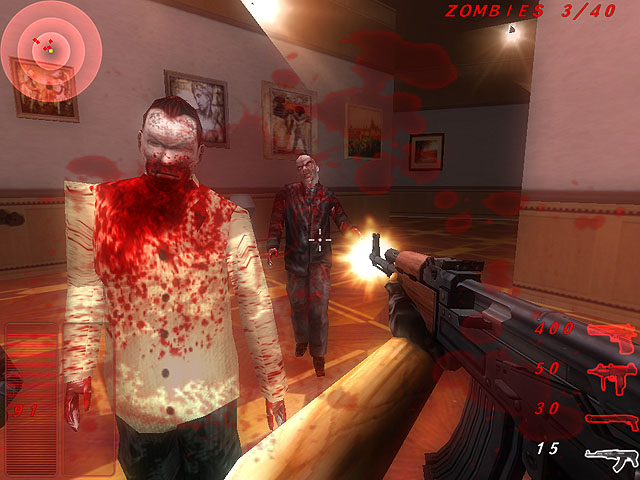 Screenshot af Zombie Outbreak Shooter