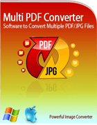 Screenshot af Multi PDF Converter (til Mac)