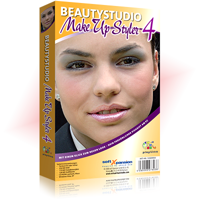 Make Up Styler 4 - Boxshot