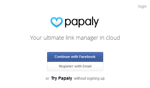 Screenshot af Papaly