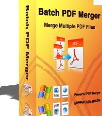 Screenshot af Batch PDF Merger