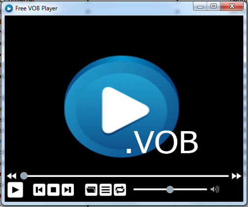 Free VOB Player - Boxshot