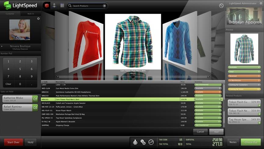 Screenshot af Xojo til Mac