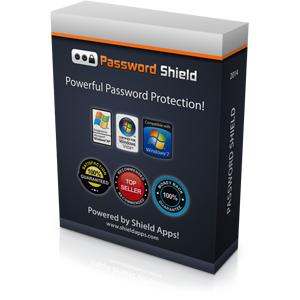 Password Shield - Boxshot
