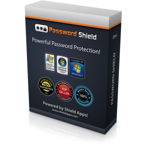 Password Shield - Boxshot