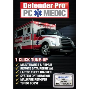Defender Pro PC Medic - Boxshot