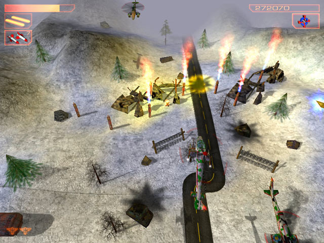 Screenshot af Air Hawk