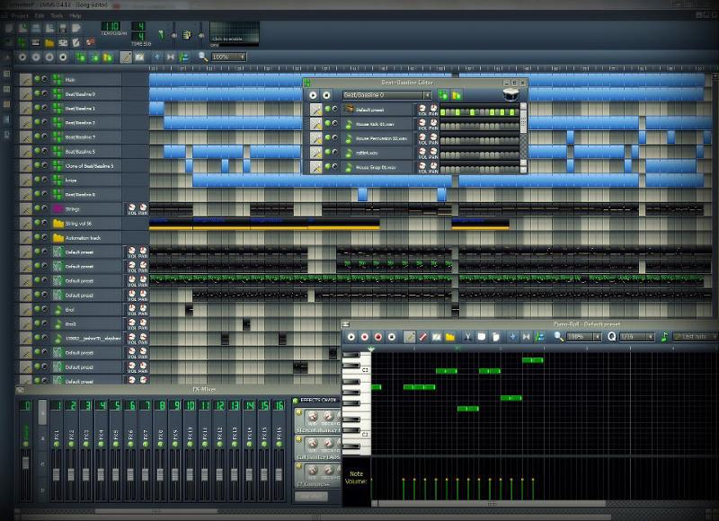 Screenshot af Let's Make Music Studio